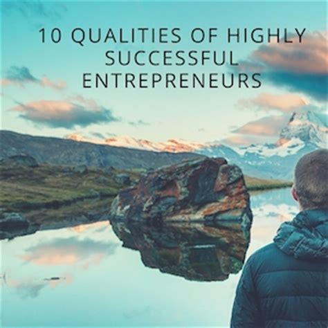 a way out 10 characteristics of highly successful books mindset archives smart business trends