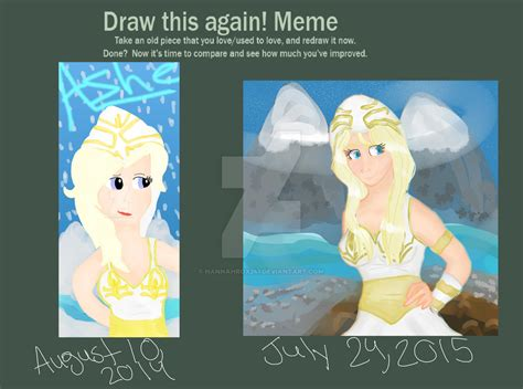 Draw This Again Meme Fail - draw this again meme fail by hannahrox241 on deviantart
