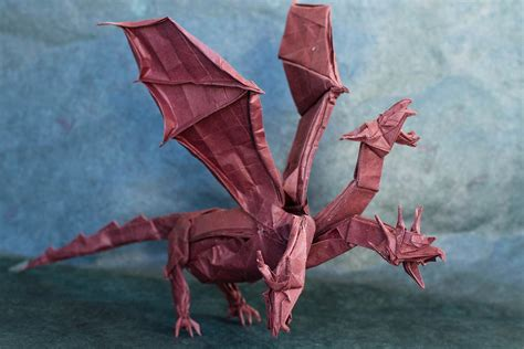 Origami Awesome - 26 non traditional but still awesome origami dragons