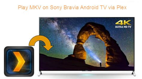 Can Android Play Mkv by Can Plex App On Sony Bravia Android Tv Playback Hd Mkv