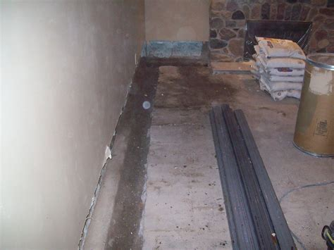internal drainage systems the crack doctor