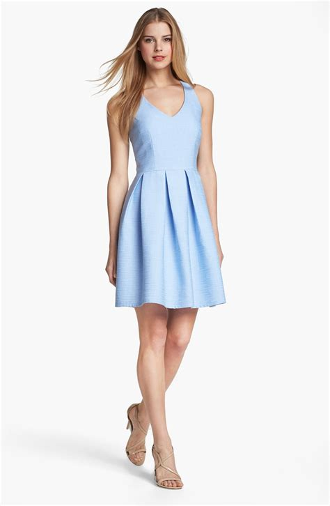 Flare Dress by Fit And Flare Dress Merkel Armedo