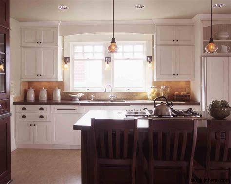 furniture style kitchen cabinets simple but dramatic mission style kitchen cabinets