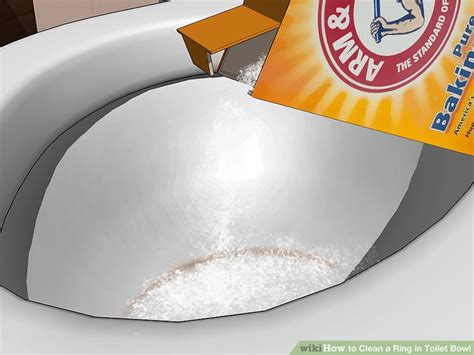 water ring toilet bowl 4 ways to clean a ring in toilet bowl wikihow