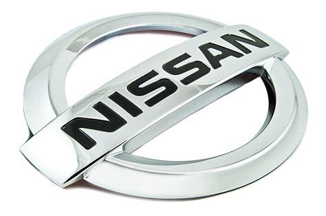 nissan logo led emblem nissan
