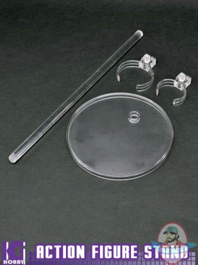 figure stands 6 inch figure display stand clear for 1 6 scale figures