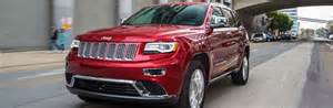 the 2015 jeep grand price for all five trim levels
