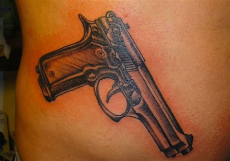 tattoo pictures of guns gun tattoos tattoo designs tattoo pictures page 10