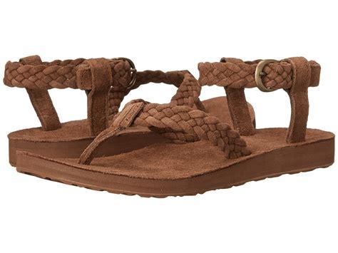 Sandal Gunung Original Dafila 3 teva original sandal suede braid bison zappos free