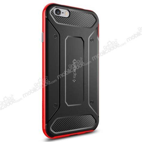 Spigen Neo Hybrid Iphone 6 Plus 6s Plus Satin Silver 2015 spigen neo hybrid carbon iphone 6 plus 6s plus kırmızı