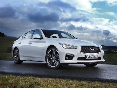 Infiniti Auto Leistung by Infiniti Q50 Eau Hat 568 Ps Auto Motor At