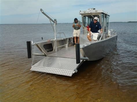 fast aluminum boat fast 20 45 new landing craft by stanley aluminum boats
