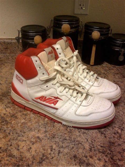 vintage basketball shoes vintage avia 830 basketball shoes sz 13 basketball