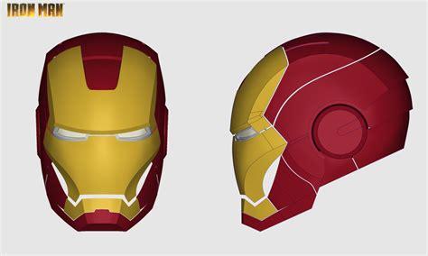 helmet design catia iron man helmet step iges solidworks catia 3d cad