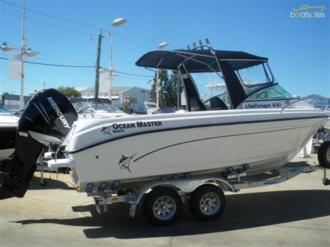 challenger boats for sale ocean master 640 challenger power boats boats online