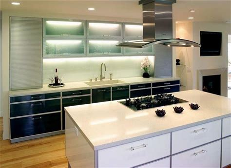 Kitchen Design I Shape India For Small Space Layout White European Kitchens Designs