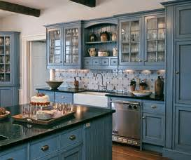 Kitchen design ideas home design ideas color trends blue kitchens