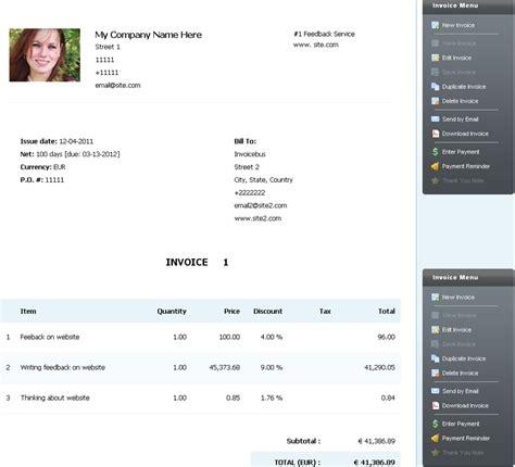 invoiceberry free invoice templates oyle kalakaari co