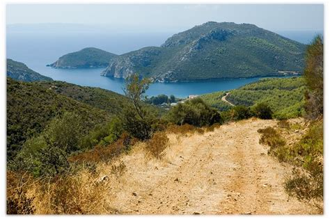 Landscape Pictures Of Greece Landscape A Photo From Halkidiki Macedonia Trekearth