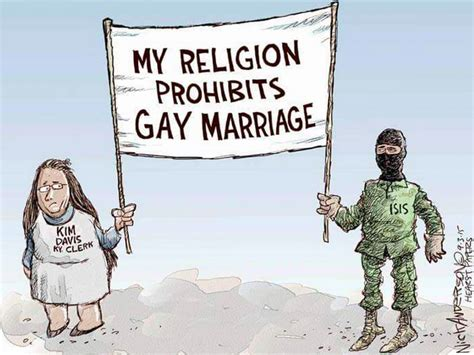 Atheist against gay marriage