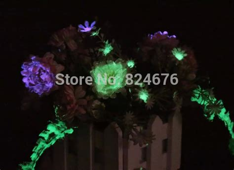 glow in the paint bulk cheap wholesale glow in the powder blue green luminescent