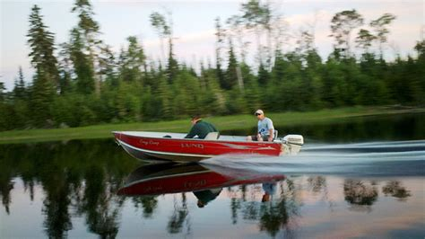 fishing lodges with pontoon boats ontario fishing lodge lund fishing boats pontoon boats