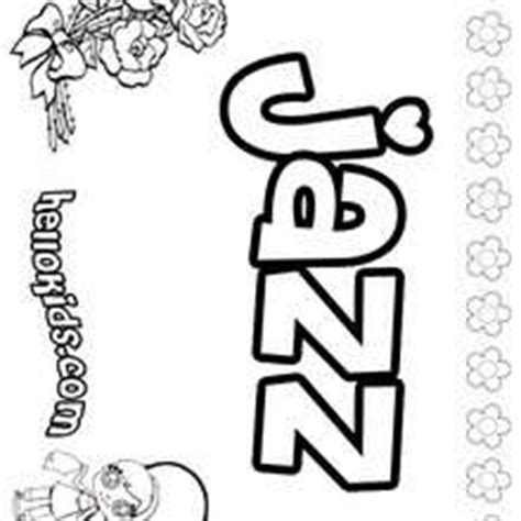 coloring pages of the name jasmine jasmine coloring pages hellokids com