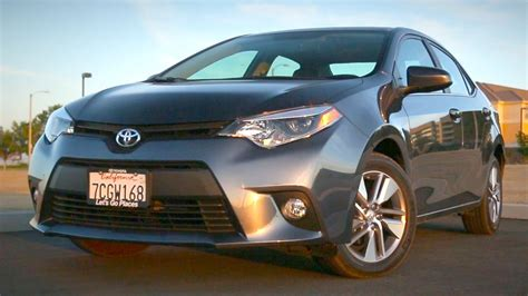 toyota corolla review kelley blue book youtube