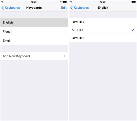 yahoo layout change 2015 how to change the keyboard layout of your ios device
