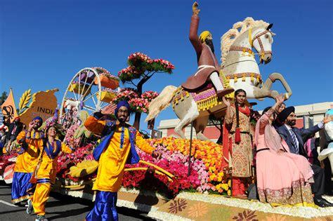 new year parade california parade starts the california new year