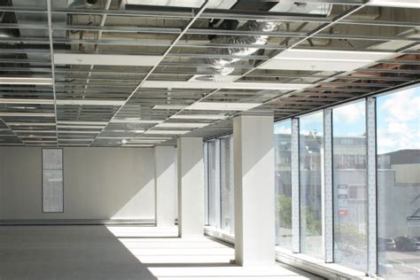 Boral Ceiling by Donn Dx 24mm Exposed Grid By Usg Boral Eboss