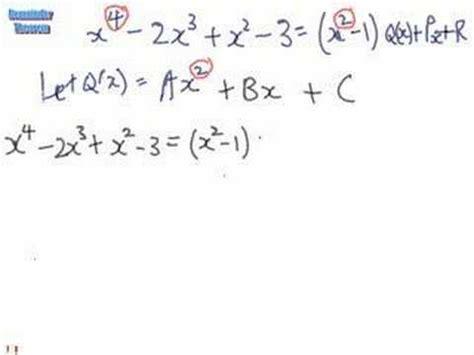 Remainder And Factor Theorem Worksheet by Seng Nduwe Ngamuk Remainder In Math