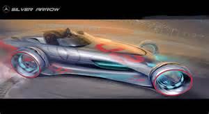 Mercedes Silver Arrow Concept Mercedes Silver Arrow Concept Car Design