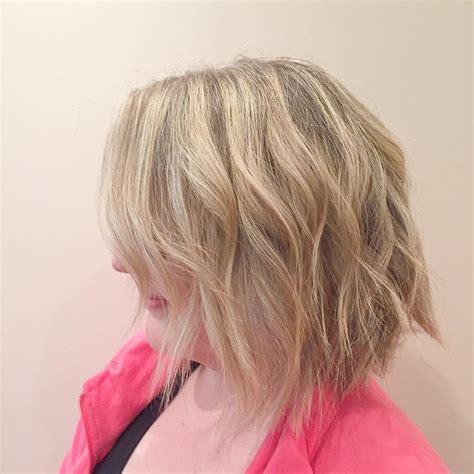 chin length textured hairstyles 28 wavy bob haircuts ideas design trends premium psd