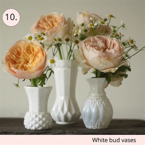 White Wedding Vases by Vintage Wedding Centrepiece Ideas The Wedding Of