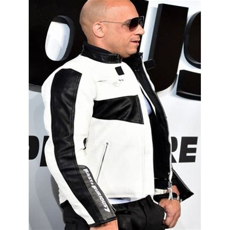 Kaos Fast And Furious 7 Oridinal Stylish For black and white leather jacket fast and furious 7 premiere