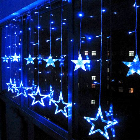 4m white led snowfall icicle lights 50cm drop 20 30 50cm led meteor shower fall drop icicle snow string lights ebay