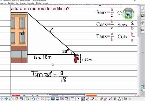 imagenes de razones matematicas uso de las funciones trigonom 233 tricas para resolver