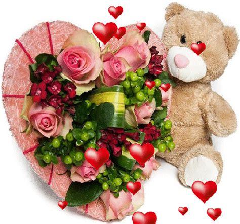 imagenes rosas y ositos imagenes gif tiernas de ositos y corazones