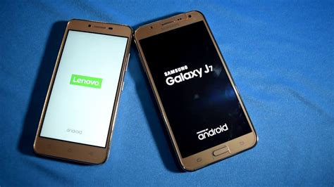 Lenovo Vibe K5 Vs Lenovo Vibe K5 Plus samsung galaxy j7 vs lenovo vibe k5 plus boot test