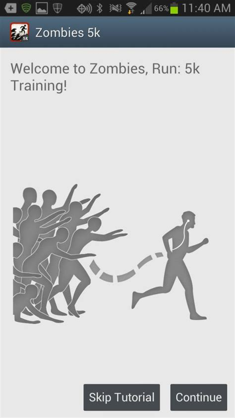 Zombies Run To 5k by Tech Review Quot Zombies Run 5k Quot Fitness