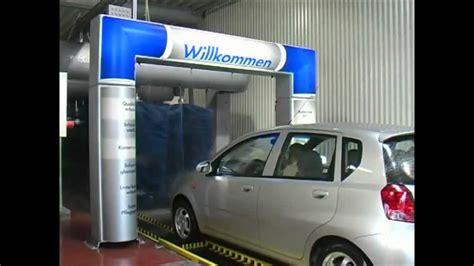 Auto Waschanlage by Mr Clean Textile Autowaschanlagen