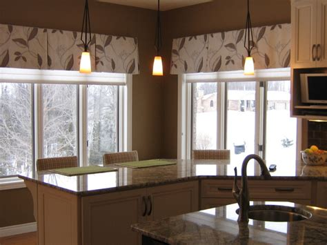 houzz kitchen curtains blindlady s houzz traditional curtains toronto by