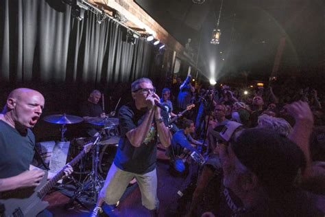 the standing room hermosa band descendents perform for pennywise s dragge birthday in hermosa
