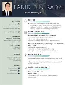 Sle Resume Yang Terbaik Contoh Resume Terbaik Lengkap Dan Terkini