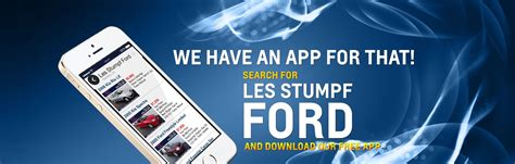 Stumpf Ford by Ford Dealership Appleton Wi Used Cars Les Stumpf Ford