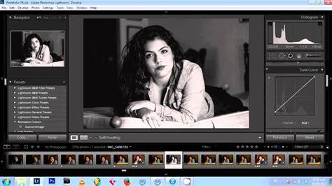 tutorial lightroom blanco y negro tutorial de lightroom 4 blanco y negro vintage youtube