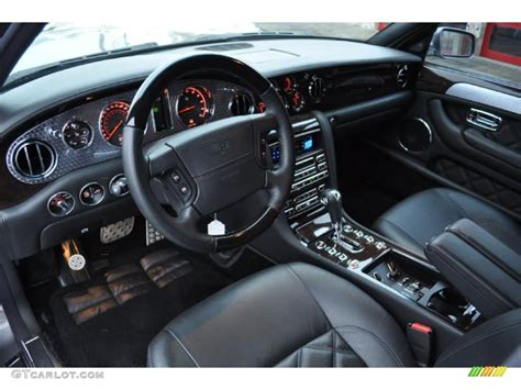 T Interior by Beluga Interior 2005 Bentley Arnage T Mulliner Photo