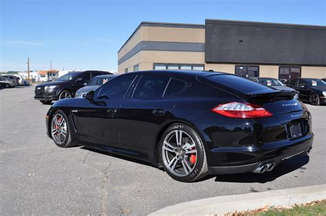 porsche panamera turbo black 2011 porsche panamera turbo black black 159 660 sticker