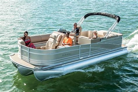 used pontoon boats hayward wi gran mariner new and used boats for sale
